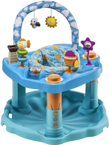 Игровой центр Evenflo ExerSaucer Day at the Beach