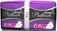 Прокладки Always Ultra Platinum Collection Super Plus №16
