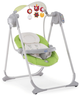 Электронные качели Chicco Polly Swing Up Green