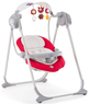 Электронные качели Chicco Polly Swing Up Paprika