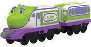 Паровозик Коко с прицепом Chuggington Die-Cast
