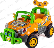 Электромобиль Stiony Super Jeep 678