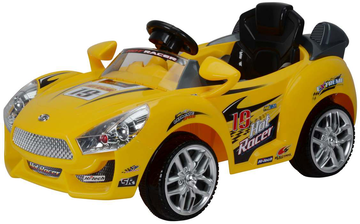 Электромобиль Stiony Hot Racer 639R с пультом