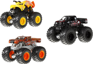 Машинка Hot wheels Monster Jam 1:64 BHP37