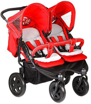Прогулочная коляска Lider Kids Express Duo P5370
