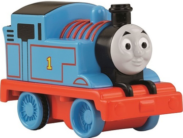 Паровозик BCX65 Тяни-Вращай Серия Preschool Thomas&Friends (Томас и Друзья)