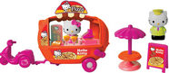 Игровой набор Hello Kitty Фургон-Пиццерия 65026