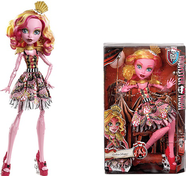 Кукла Гуллиопа Джиллингтон серия Шапито CHW59 Monster High (Монстр Хай)