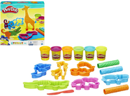 Игровой набор Веселое Сафари Play-Doh Hasbro (Плей До Хасбро)