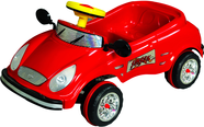 Педальная машина Pilsan Araba Thunder Car 3-5 лет