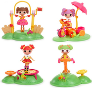 Кукла Mini Lalaloopsy (Лалалупси) Веселый Спорт