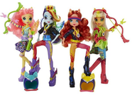 Кукла Equestria Girls спорт Вондеркольты My Little Pony Hasbro (Май Литл Пони Хасбро)