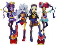 Кукла Equestria Girls Спорт Темномолнии My Little Pony Hasbro (Май Литл Пони Хасбро)