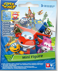 Минифигурка Супер Крылья (Super Wings) ПВХ