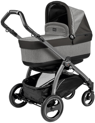 Коляска 3 в 1 Peg-Perego Book S Completo Modular Pop-Up