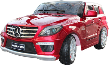 Электромобиль Xiamen Keep Top Mercedes ML63 AMG покраска