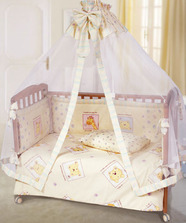 Комплект в кроватку Sweet Dreams Kids Comfort 7 предметов