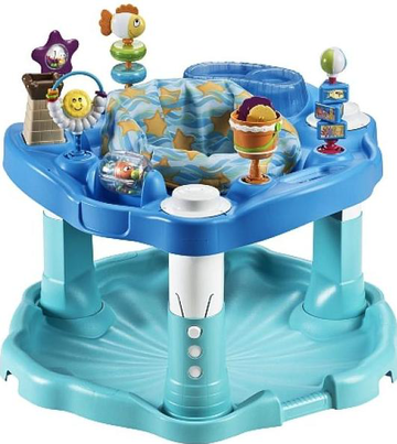 Игровой центр Evenflo ExerSaucer Beach Baby