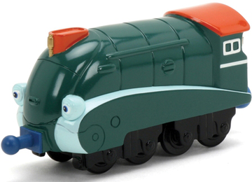Паровозик Олвин Chuggington Die-Cast