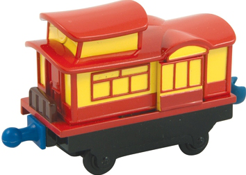 Вагончик Эдди Chuggington Die-Cast