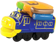 Паровозик Брюстер (со светом и звуком) Chuggington Die-Cast