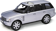 Модель машины 1:18 LAND ROVER RANGE ROVER Welly
