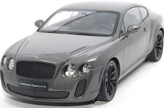 Модель машины 1:18 Bentley Continental Supersports Welly