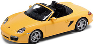 Модель машины 1:24 Porsche Boxster S, convertible Welly