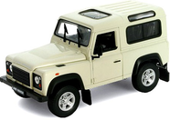 Модель машины 1:24 Land Rover Defender Welly