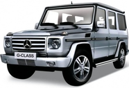 Модель машины 1:24 Mercedes-Benz G-Class Welly