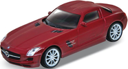 Модель машины 1:24 Mercedes-Benz SLS AMG Welly