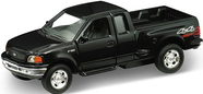 Модель машины 1:37 1999 FORD F-150 FLARESIDE SUPERCAB PICK UP Welly