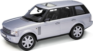 Модель машины 1:33 LAND ROVER RANGE ROVER Welly