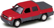 Модель машины 1:34-39 2002 CHEVROLET AVALANCHE Welly