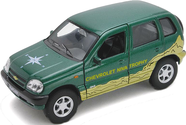 Модель машины 1:34-39 Chevrolet Niva TROPHY Welly