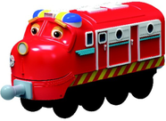 Паровозик Уилсон-патруль Chuggington Die-Cast