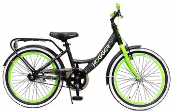 "Велосипед Hogger Agon Al 20"" Black / Green"