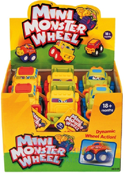 Машинка серия Mini Monster Wheel Keenway
